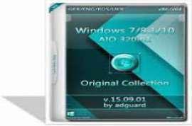 SuperAIO Microsoft Windows 7/8.1/10 all-in-one attivo ita